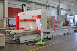 3D 5 assig CNC frees houtbewerkingsstation