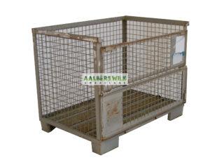 Gitterbox 120x77,5x80 cm gebruikt