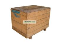 Kist 105,5x76x70 cm 2 weg, gebruikt