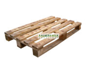 Pallet 120×75 cm 4 weg zwaar, gebruikt