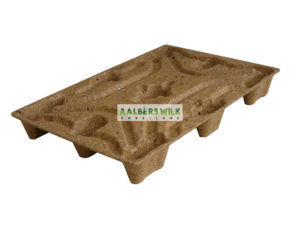 Presswood pallet 120×80 cm