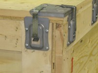 Hardy-Built® HBS-100-Corner-Assembly